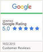 Google Bewertungssiegel