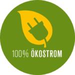 100% Ökostrom